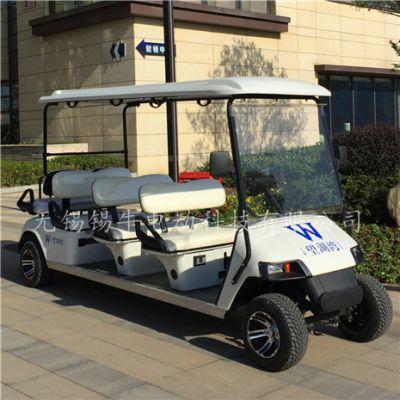 直供安庆8座电动高尔夫球车,步行街观光车,四轮巡逻治安车