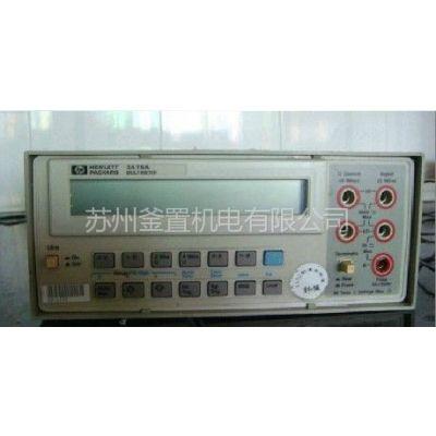 供应美国惠普3468A/HP3478A二手五位半台式万用表