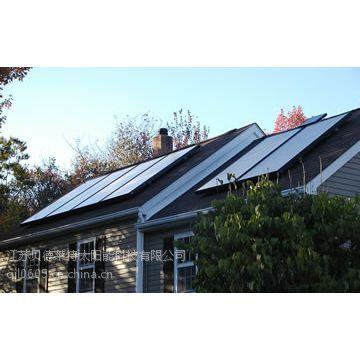 供应别墅平板太阳能