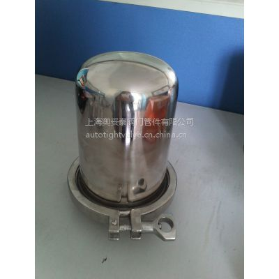 不锈钢卫生级快装呼吸器 ,卡箍式呼吸器-上海奥妥泰AT