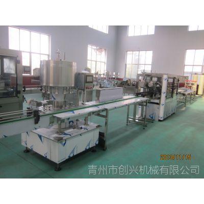 青州创兴高精度全自动白酒生产线