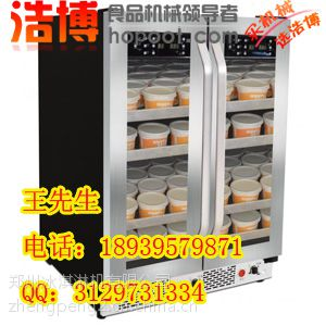 河南商用双门酸奶机
