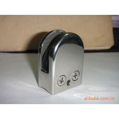 金裕 厂家供应不锈钢玻璃固定夹 不锈钢玻璃夹 可夹8-20mm