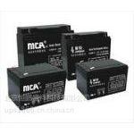 MCA蓄电池FC12-17 12V17AH辽宁代理经销商
