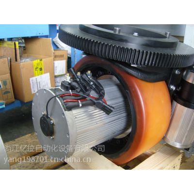 全向移动AGV卧式舵轮-驱动轮分析CFR方式情况MRT10