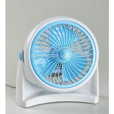 夏季热销台式微风扇199A空气循环静音扇家用办公用 促销礼品 无锡瑞丰达礼品