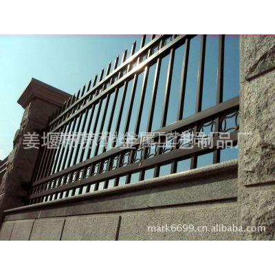 供应【苏北直供】工厂喷塑围栏 静电喷涂护栏 热镀锌防护栏杆 铁护栏