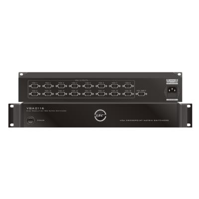 供应供应VGA0116 1进16出VGA信号分配器