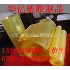 供应进口PU板聚氨酯PU棒耐磨性强,PU优力胶硬度范围广 黄色PU