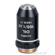 供应100x油浸消色差物镜OBJ004 Achromatic Objective 油镜 Oil