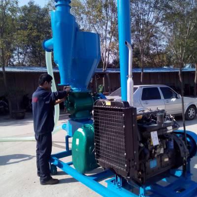 长乐移动式气力输送机 按需设计电动吸粮机a88