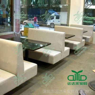卡座沙发,餐厅沙发 中式餐饮家具 连锁酒店家具 厂家批发沙发