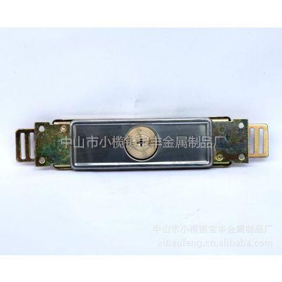 供应十字匙铜芯优质卷闸门锁/卷帘门锁 中间门锁 中山小榄门锁