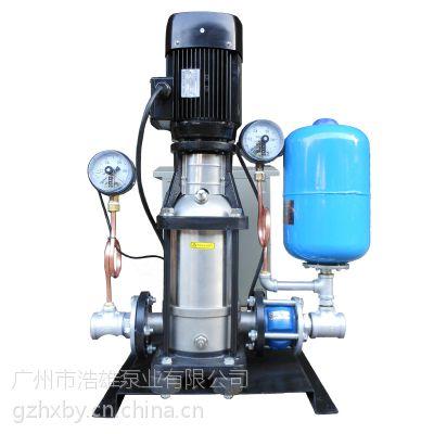 供应GWS压差/变频全自动增压泵 恒压变频水泵 自来水全自动加压泵