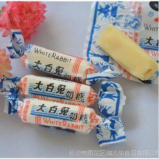 正宗上海冠生园【大白兔奶糖原味散称1*5斤每盒】整件30斤