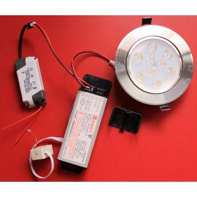 信德电子 厂家直销 消防应急天花灯 消防应急LED天花灯