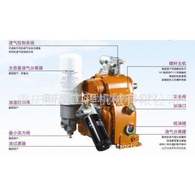 供应GCU系列工程钻机螺杆式空压机