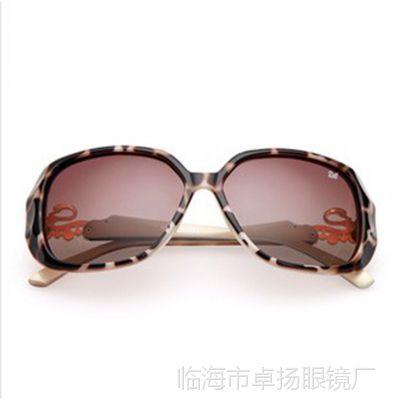 2014太阳镜女款091 潮人墨镜 高端品牌眼镜 批发防紫外线偏光镜