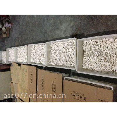 白色水溶性粉笔易擦易写环保无尘粉笔水溶性无尘粉笔厂家直销