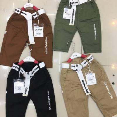 韩版儿童服装批发市场1至10元低价地摊货源 秋冬季加绒女童打底裤批发