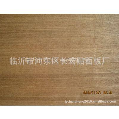 供应厂家直销天然木皮三聚氰胺贴面板