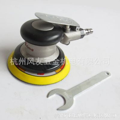 供应5寸普力马气动抛光机 气动砂纸机 打磨机