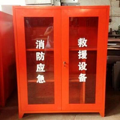 欧胜诺专业供应、定制重庆消防器材柜、应急柜、消防器材展示柜
