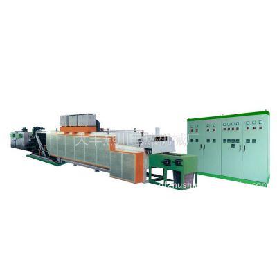 供应渗碳淬火托辊网带炉,热处理设备