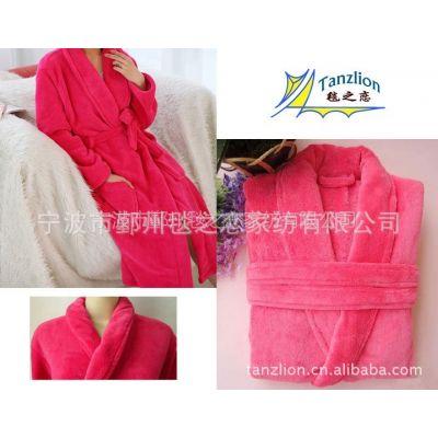 供应生产秋冬保暖家居睡衣服,质优价廉,珊瑚绒材质