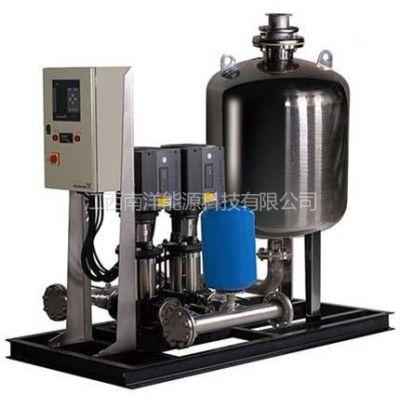 供应解决二次供水污染问题 无负压供水设备