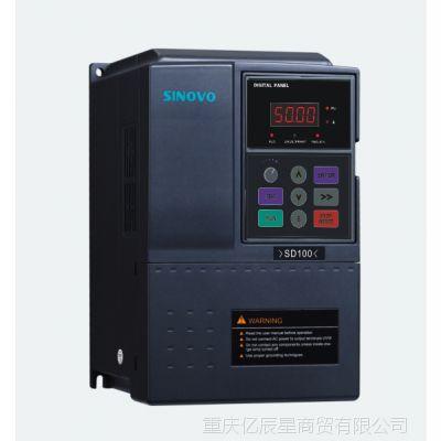 7.5KW西林变频器EH640A7.5G/11P升级为SD100-4T-7.5G/11P