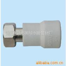 大量生产供应ppr4- 6分热水器活接头太阳能淋浴水表各类异径活接