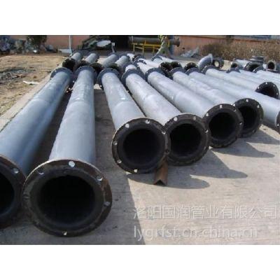 供应大口径衬胶弯头、大型容器预硫化橡胶衬里施工