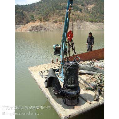 河道清理泵,清淤专用泥浆泵