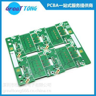 深圳宏力捷PCB线路板快速打样生产厂家优质服务
