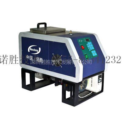 供应诺胜热销热熔胶涂胶机 自动热熔胶机 热熔胶喷涂机