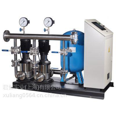 变频恒压供水设备,君邺变频供水设备,变频增压设备