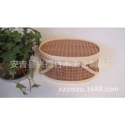 供应竹盒 竹篮 竹包装 土特产包装 鸡蛋篮 水果篮 月饼包装粽子篮