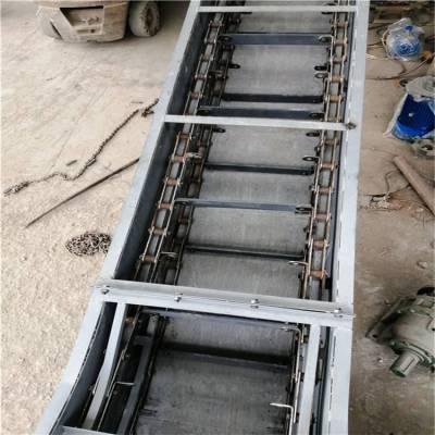 硅酸钙刮板输送机 石灰石粉刮板机 按需加工xy