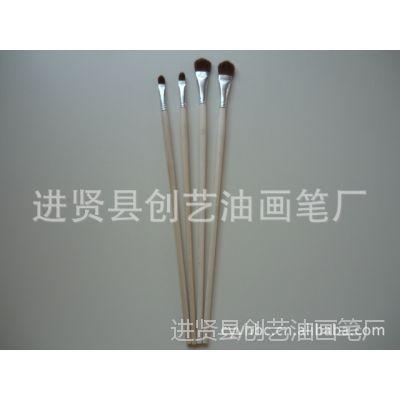 专业生产厂家供应马毛油画笔、各种高中档油画笔、木质油画笔笔刷