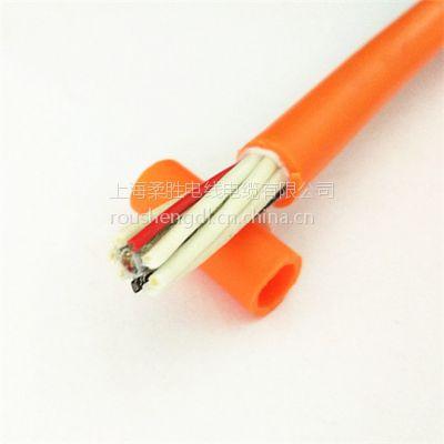柔胜/零浮力光电综合缆线/光纤+485信号线+电源线/水下设备信号电缆