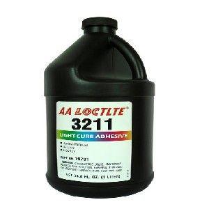 供应乐泰311胶水 3211紫外线胶水 玻璃粘接无痕迹!