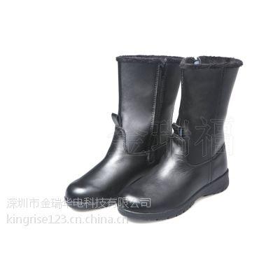 金瑞福厂家供应 反毛皮保暖靴
