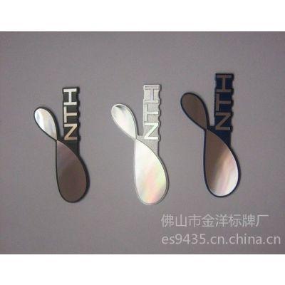 供应电器铝标牌,高光拉丝铝标牌,金属标牌制作