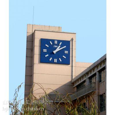 供应制造户外电子大钟建筑钟kts-15型