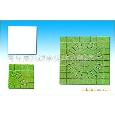 供应各种造型地面砖塑料模盒20-40cm、水泥制品