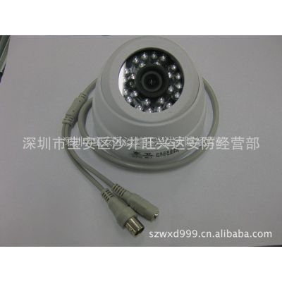 供应监控摄像机  25米红外摄像机  SF-3180P  原装夏普CCD
