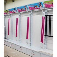 精品店靠墙展示柜货架 10元精品店货架 淘淘乐货架
