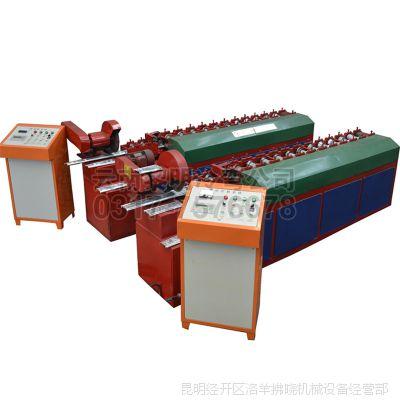 厂家定做 全自动卷帘门压型机 印花 防火卷帘门成型设备
