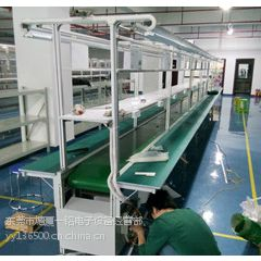 龙岗流水线设备 车间生产线 喷油线 输送带 喷漆水帘柜 工作桌